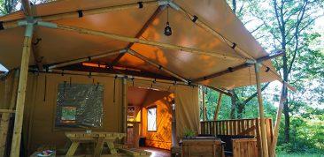 La Parenthèse Camping Les Ormes****