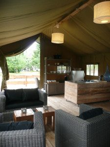, Glamping Auvergne