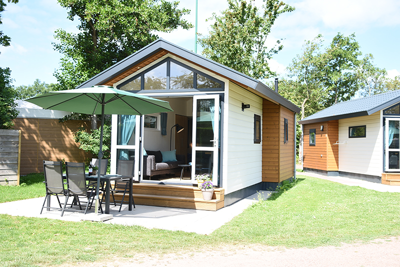 Glamping Camping 't Weergors