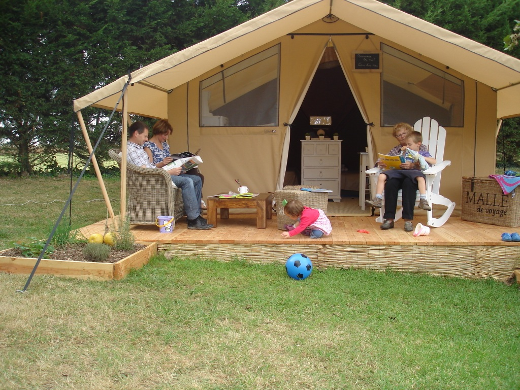 Luxe Camping Frankrijk, Luxe Camping Frankrijk