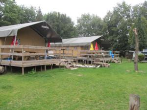 Safaritenten in Limburg, Safaritenten in Limburg