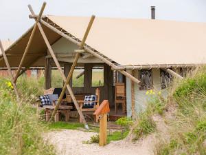 , Safaritenten in Noord-Holland
