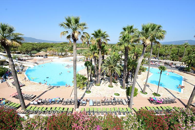 Glamping Resort La Baume La Palmeraie