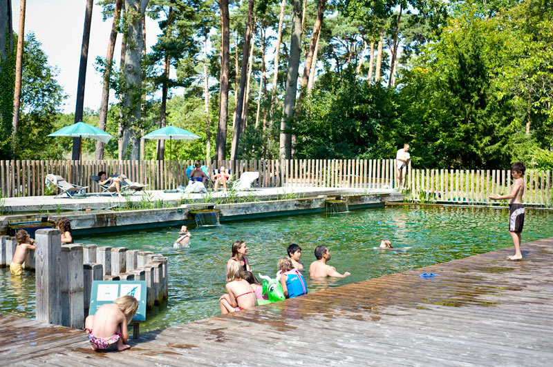 Glamping Camping Huttopia Rambouillet
