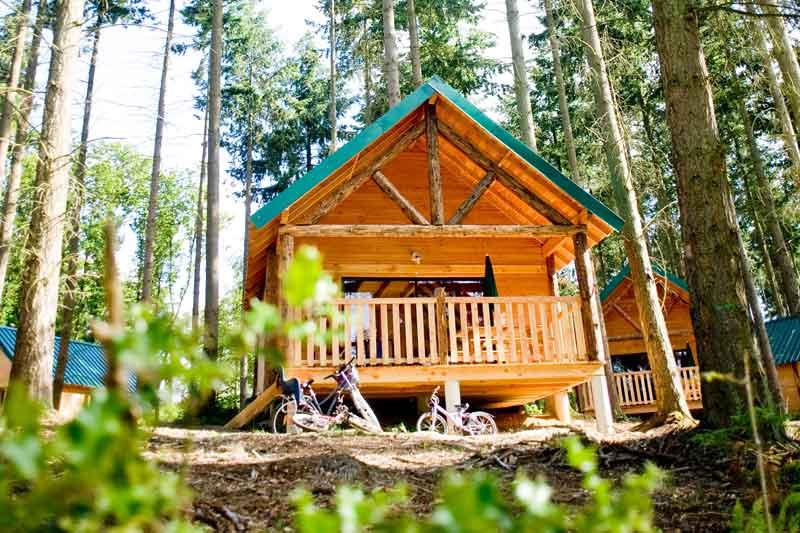 Huttopia Frankrijk, Huttopia campings in Frankrijk