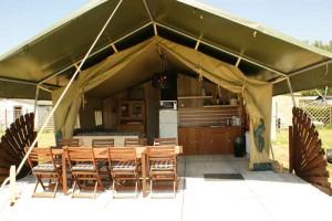 Safari tent huren Zuid Holland, Safaritent huren Zuid-Holland