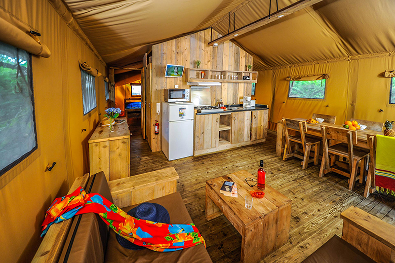 Glamping Camping Village Resort And Spa Le Vieux Port