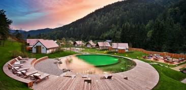 Charming Slovenia – Herbal Glamping Resort Ljubno