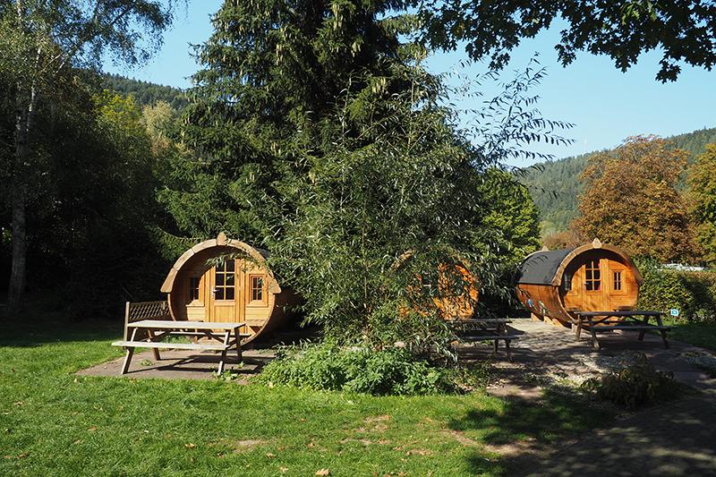 , Campingpark Bad Liebenzell