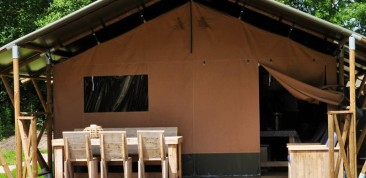 Glamping4all / Camping Le Kernest