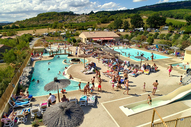 , Camping l'Hirondelle ****