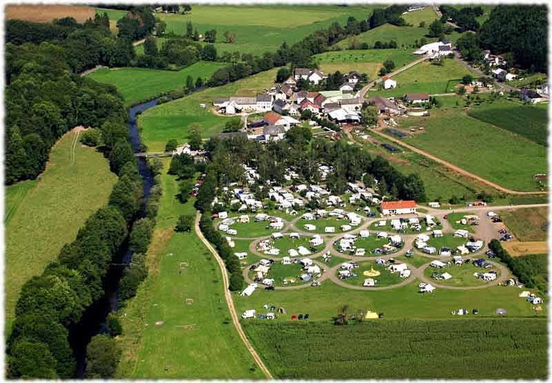 Glamping Camping Ourtal-Idyll ****