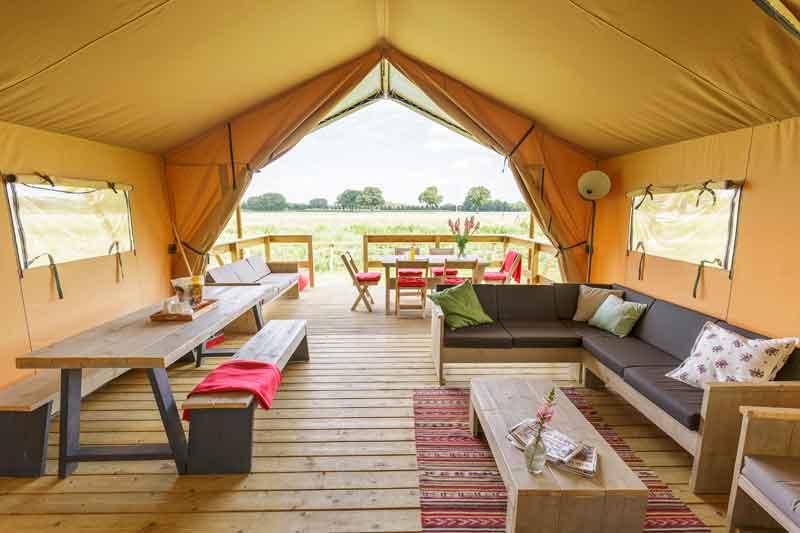 , Safaritenten Gelderland