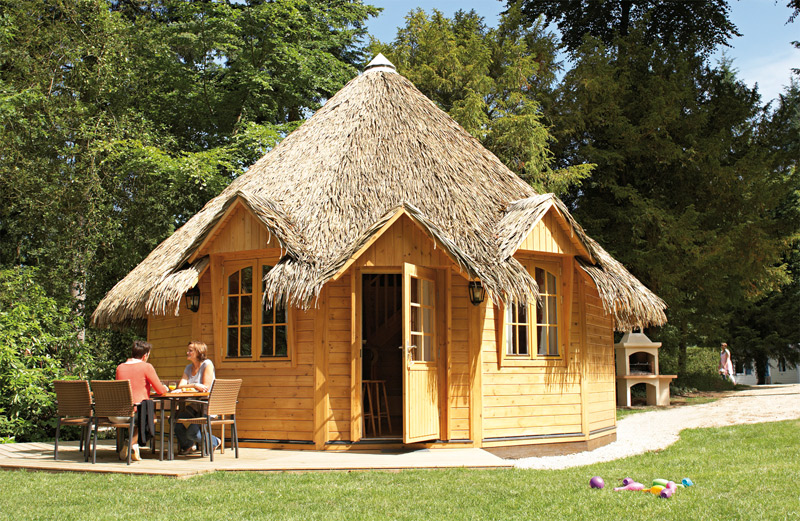 , Glamping4all / Camping Le Kernest
