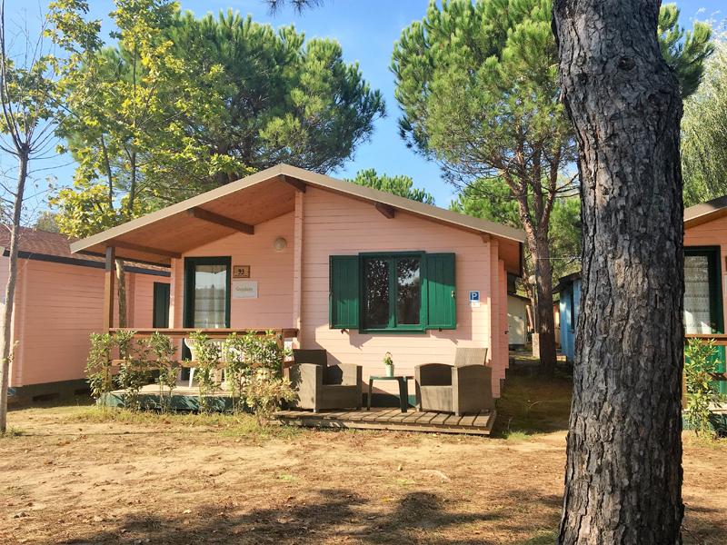 Luxe camping Toscane, Luxe camping Toscane