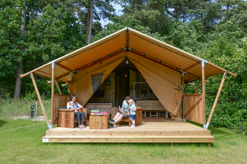 , Park Cliffe Camping & Caravan Estate