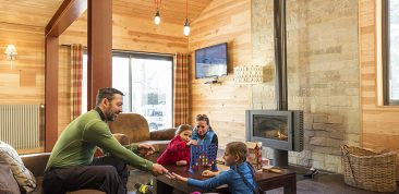 Camping Huttopia Bourg Saint Maurice