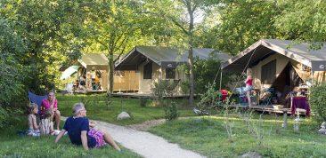 Camping Huttopia Saumur