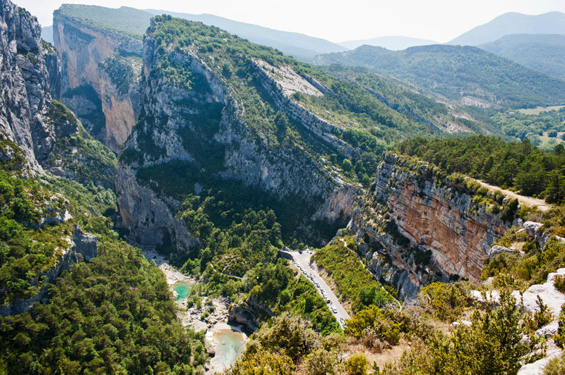 Glamping Camping Huttopia Gorges du Verdon