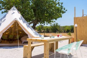 glampings kroatië, De top 10 mooiste glampings in Kroatië