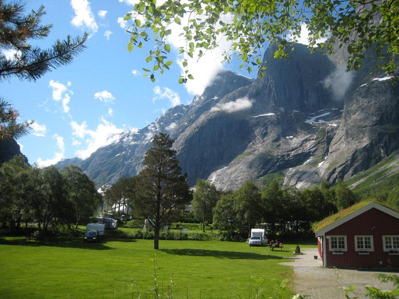 Glamping Noorwegen, Glamping Noorwegen
