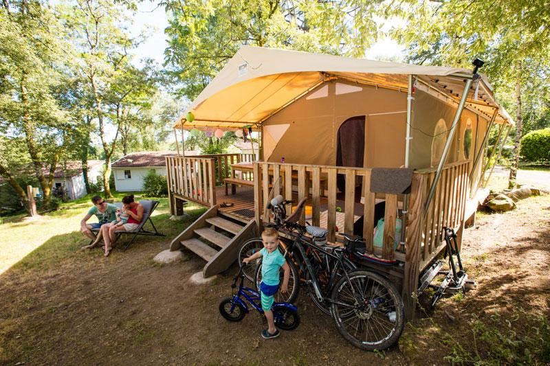 campings frankrijk, Top 30 campings in Frankrijk glampingvakantie