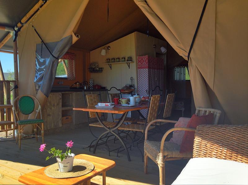 , Camping Huttopia Millau