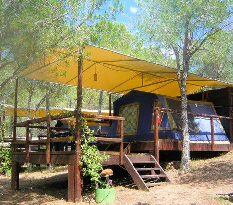 , Glamping Camping Village Torre del Porticciolo