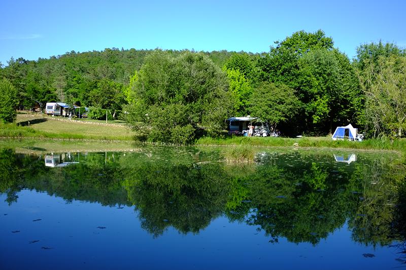 , Ingerichte tent huren Dordogne