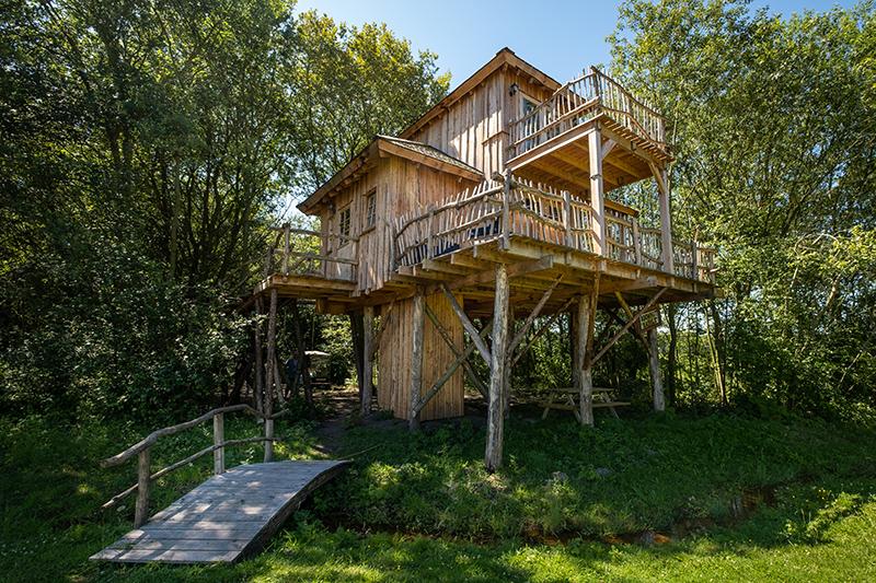 luxe camping Nederland, Luxe camping Nederland