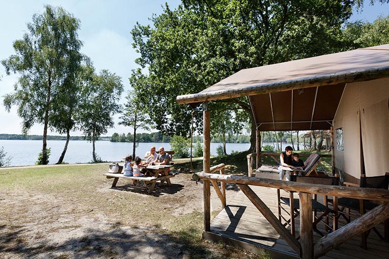 safaritent Nederland, Safaritent huren Nederland