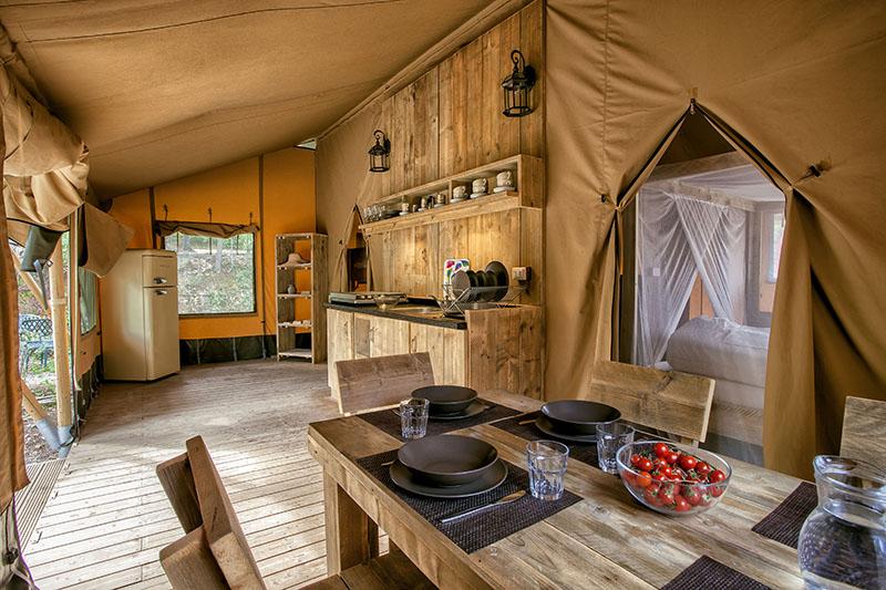 Luxe camping Italië, Luxe camping Italië