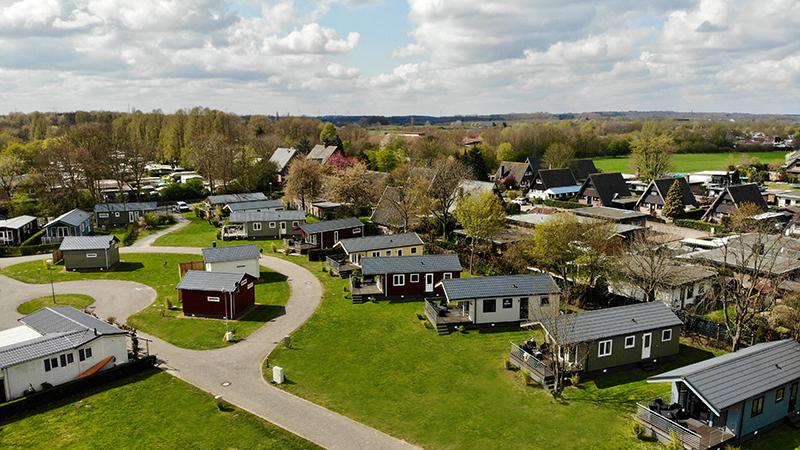 Glamping Ferien- und Campingpark Wisseler See