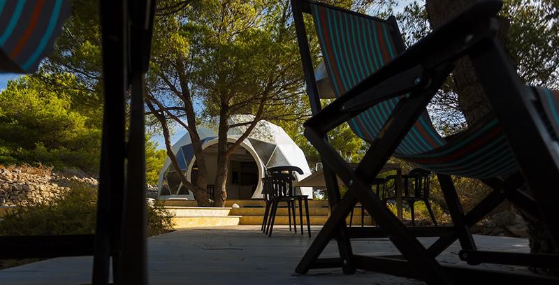 , Camp Milo Moje