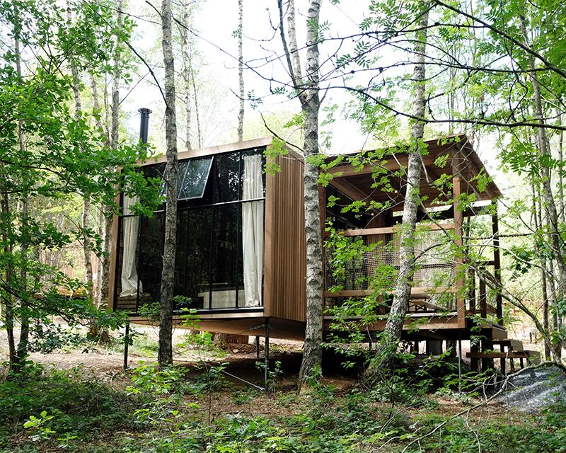 , Camping Pont de Deulin