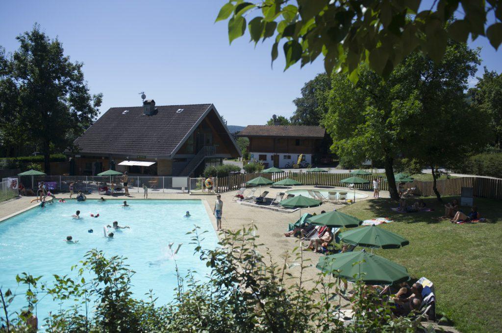 , Camping Huttopia Bozel en Vanoise