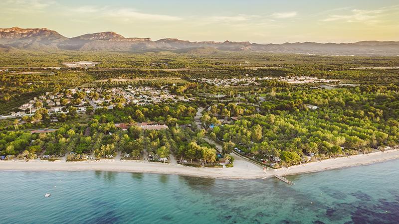 Glamping Playa Montroig Camping Resort