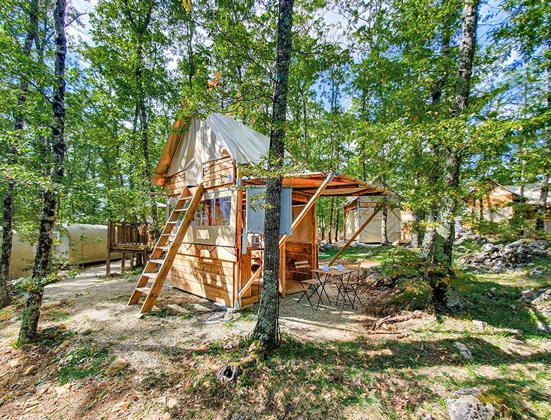 , Lodge Holidays | Camping Pian di Boccio
