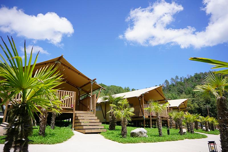 Glamping Can Bora Lodges