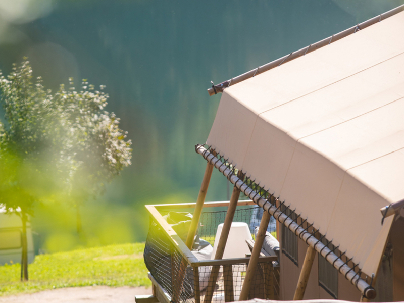 Glamping Lodge Holidays | camping Gajole